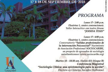 Asistir al evento seminario de sociología clínica y psicosociología