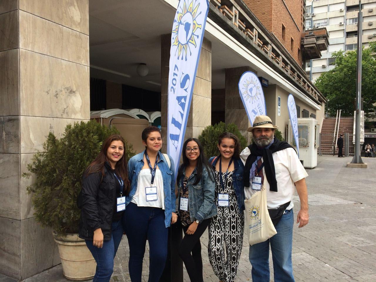 SOCIOCARIBE  presente en el Congreso de la Asociación Latinoamericana de Sociología-ALAS.