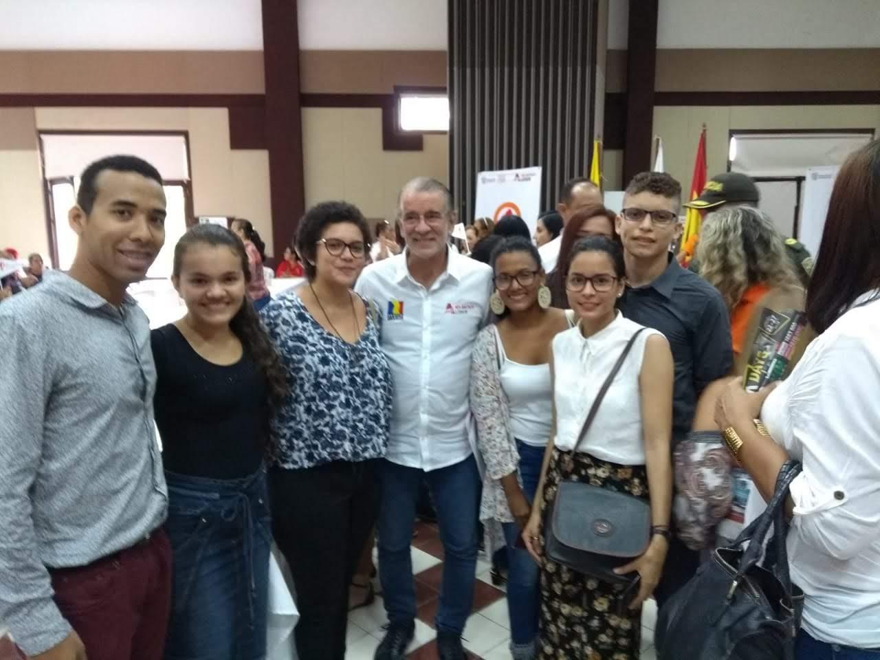 Grupo de investigación SOCLIP y SOCIOCARIBE participan en la Cumbre de Género de la Gobernación del Atlántico.