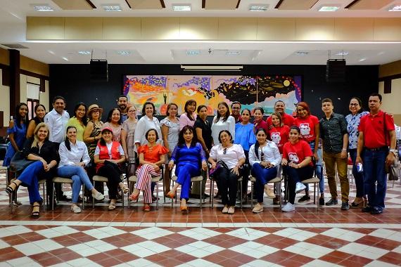 SOCIOCARIBE participa consecutivamente en cumbre de mujeres del Departamento del Atlántico